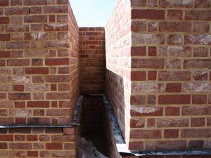 Flemish Flemish Bond Brickwork & Plinth Bricks