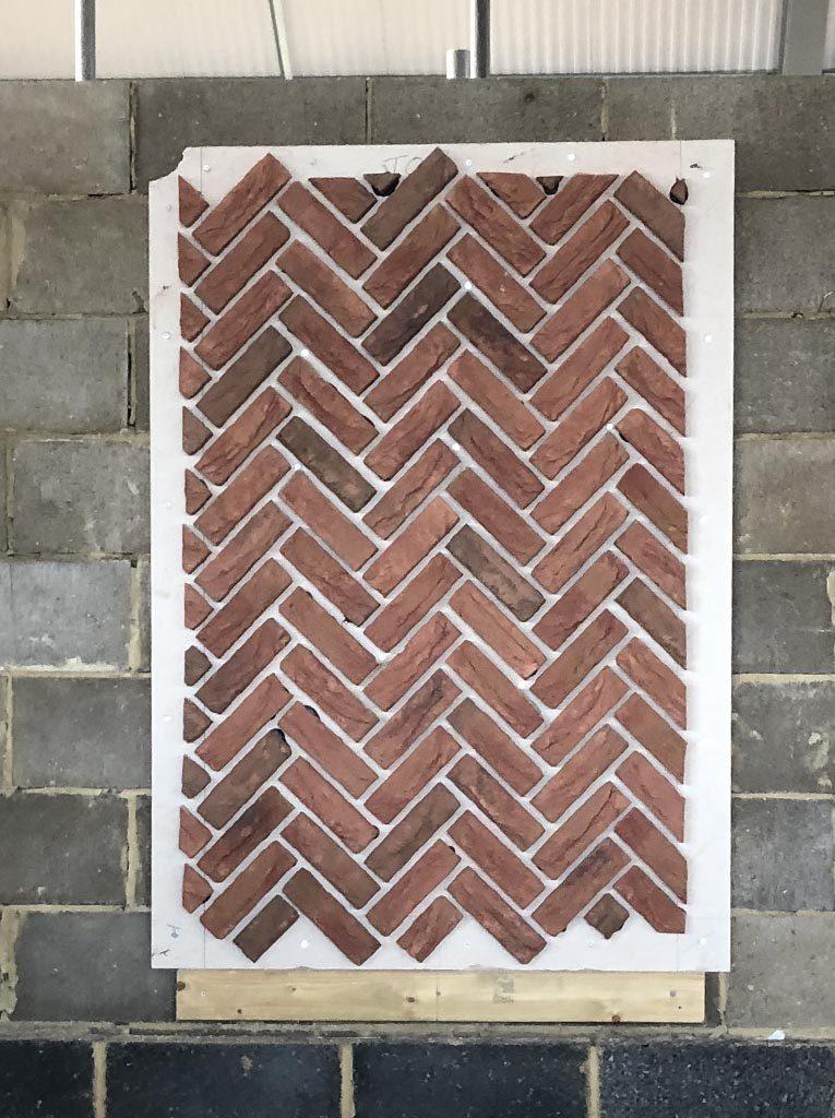 Herringbone Panel