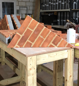 Gable End Triangles