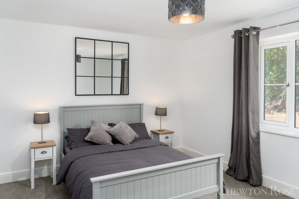 Palgrave Showhome: Bedroom 1