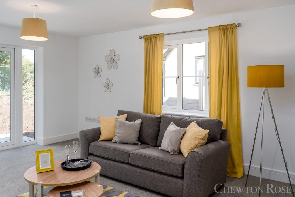 Palgrave Showhome: Lounge