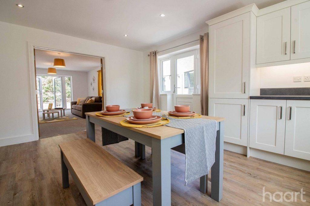 Palgrave Showhome: Kitchen